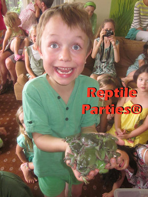 great reptile parties